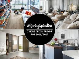 Small Picture SpringSpiration 7 Home Decor Trends for 20162017 Lansdowne Boards
