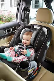 The Graco® 4Ever™ Extend2Fit™ 4-in-1 Convertible Car Seat gives you 10 years with one car seat. Extend2fit™ All-in-One