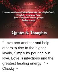 Loved Ones Quotes Mesmerizing Rcomchee Taef Ve One Another And Help Onsetn The Higherlevels Simply