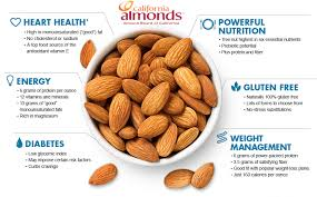 Dry Fruits Vitamins Chart Best Almond Dry Fruits For Daily Health Reviewsellers