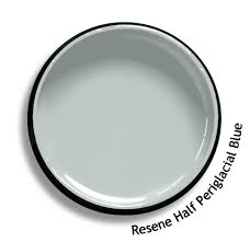 Resene Half Periglacial Blue Is A Gently Chilled Watery Blue