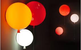 kids wall lighting. Kids Balloon Lamp, Wall Light For Room By Boris Klimek Lighting -