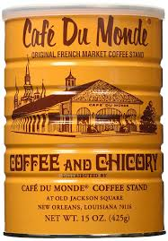 Chicory Coffee Amazoncom Cafe Du Monde Coffee Chicory 15 Ounce Pack Of 3