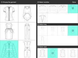 Online Dress Designing Software Fashion Design App Powerful Tool For Design Clothes