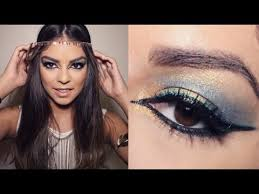 Halloween Makeup: <b>Modern Cleopatra</b> | Jessfashion101 - YouTube