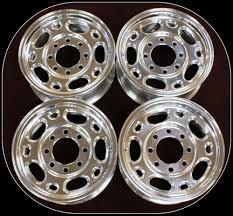 Chevy 8 Lug Rims | eBay