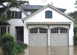 carriage garage doorCarriage Wooden Garage Doors by Carriage House Door Company