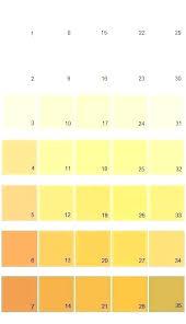 Dulux Paint Colour Chart Yellow Home Decorating Ideas