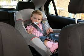 get your child car seat fitted for free