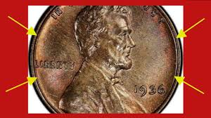 Lincoln Wheat Penny Value Chart This Extremely Rare Valuable 1936 Wheat Penny Is Worth Huge Money Rare Pennies To Look For