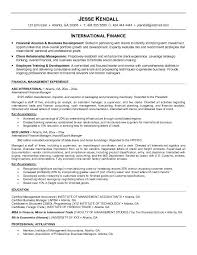 Finance Resume Examples Enchanting Finance Resume Examples 28 Sample Nardellidesign Com Education 28