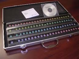 Munsell Color Chart Test Farnsworth Munsell 100 Hue Test
