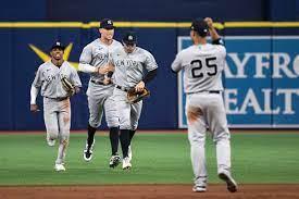 Seattle Mariners at New York Yankees ...