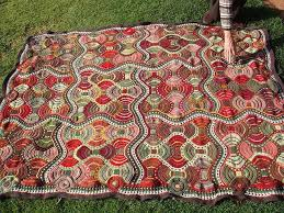 21 best African patterns images on Pinterest | Area rugs, Cushions ... & African Adventure Quilt Pattern by Horst Schulz, knitted by dolliewollie -  I love the look of this. Adamdwight.com