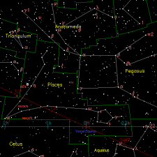 Pisces Constellation Star Chart Pisces Universe Today