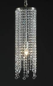 swarovski crystals really shine when used in lighting fixtures such as chandeliers or pendants this pendant light from david malik is a simple form that