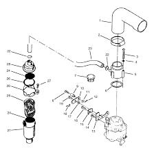 toro parts groundsmaster 220 air cleaner choke onan p220g type i 10808h
