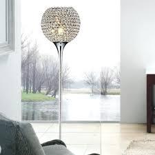 bedroom floor lamps. Living Room Lamp Modern Luxury Crystal Ball Floor Lamps Bedroom Study .
