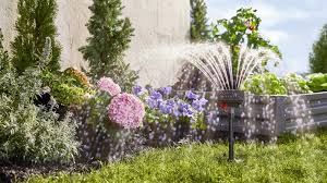 automate your watering schedule for the entire garden with a smartphone app
