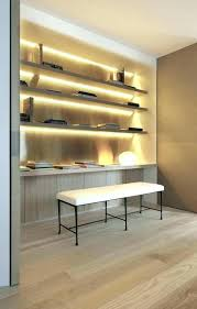led lit shelves floating with lights underneath ideas about illuminated to impress you glass shelf led lit shelves larger photo light floating shelf