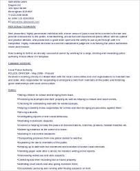 Police Officer Resume Gorgeous Police Officer Job Description For Resume
