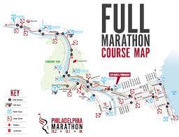 Philadelphia Marathon Recap And Map Philly Marathon
