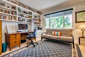office futon. Cool Office Futon Contemporary Prairie Style Addition + Remodel Contemporary-home-office F