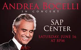 Sap Arena Mannheim Seating Chart Andrea Bocelli Sap Center