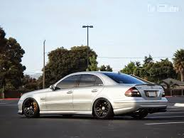 Mercedes-Benz W211 E55 AMG Tuning | BENZTUNING