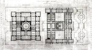 the original plans showing rus street dome