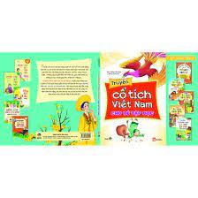 Truyện cổ tích việt nam cho bé tập đọc ( sách tranh màu ) - Truyện cổ tích  Tác giả Mai Hương