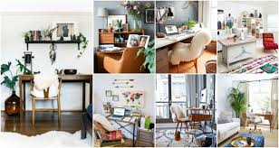 home office archives. Bohemian Home Office Ideas For A Calm Work Space Archives I