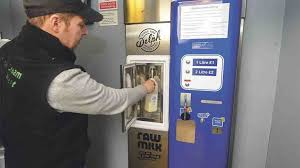 Hat Vending Machine Mesmerizing Purchasing Raw Milk Products From A Vending Machine Steemit