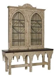 solid wood gothic table amazoncom stein world furniture anna apothecary