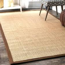 4x6 sisal rug home handmade brown cotton border sisal area rug 4x6 sisal area rugs 4x6 sisal rug