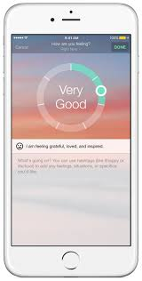 Free Daily Mood Tracking Journaling Mobile App