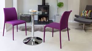 table 2 chairs. modern 2 seater dining table with coloured chairs g