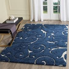 amazing home beautiful blue area rugs at andover mills tremont rug reviews wayfair blue area
