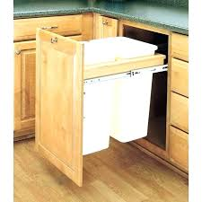 Kitchen cabinet trash can Pullout Trash Can Under Sink Under Kitchen Sink Pull Out Garbage Can Under Sink Garbage Can Kitchen Cabinet Trash Bins Out Garbage Can Cabinet Pull Out Garbage Can Coopwborg Trash Can Under Sink Under Kitchen Sink Pull Out Garbage Can Under
