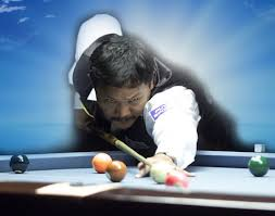 Efren Reyes in His First Predator World Tournament of 14.1 – The Pool Scene