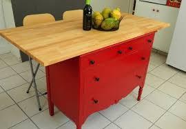 diy kitchen island from dresser. DIY Kitchen Island - Converted Dresser Diy From D