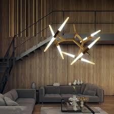 italian lighting design creative branch arts pendant light lamp modern design personality living room restaurant lamps fixtures italian design lighting idl