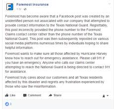 how hurricane harvey scams are circulating the internet daily foremost events screenshot