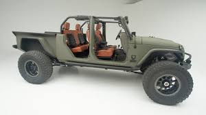the bruiser honcho conversion is possibly the ultimate 4 4 jeep truck it is similar in most ways to the other bruiser four door jeep truck conversions