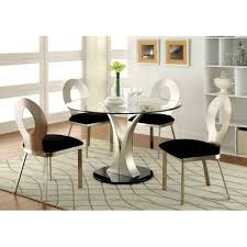 all modern dining chairs. found it at allmodern - langford 5 piece dining set all modern chairs