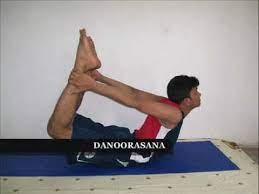 yoga asana with their names