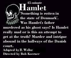 Hamlet plot short summary