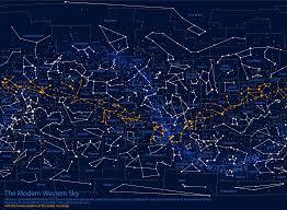 map geek – constellation charts