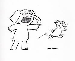Small Picture Mo Willems Coloring Pages Coloring Home