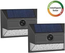 Westinghouse Solar Security Light 4 Pk Westinghouse Intelligent Solar Motion Sensor Lights Outdoor Premium 30 Led 800 Lumens Teardrop Seeded Shade Wireless Security Light For Garden